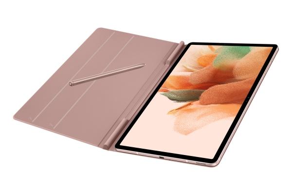 Samsung Book Cover EF-BT730 f. Galaxy Tab S7+/ S7 FE, Pink