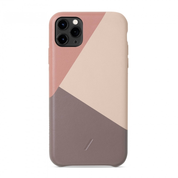 Native Union Clic Marquetry iphone 11 Pro Max Rose