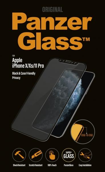 PanzerGlass P2664 Mobiltelefon-Bildschirmschutzfolie Apple 1 Stück(e)