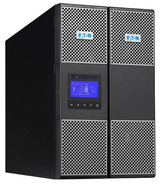 Eaton 9PX Unterbrechungsfreie Stromversorgung (UPS) Doppelwandler (Online) 6000 VA 5400 W 5 AC-Ausgänge