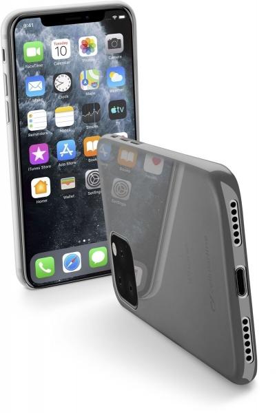 Cellularline Backcover ZERO für iPhone 11 Pro, Transparent