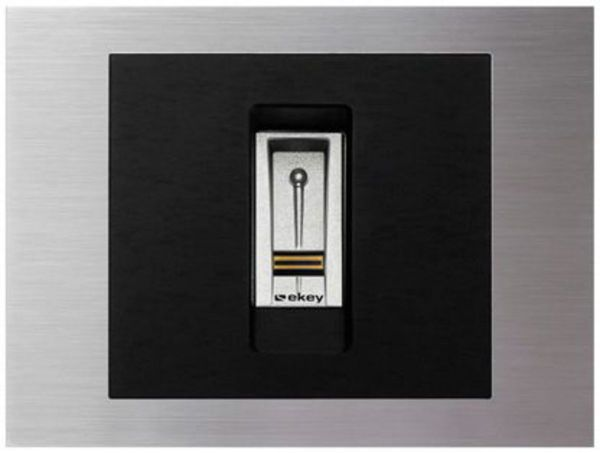 Behnke 50-2421A Funktionsmodul Fingerprint /Sensor /Elektr.