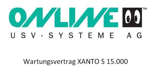 Online USV - Inspektionsvertrag XANTO S 15.000