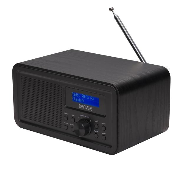 Denver Radio DAB-30 black