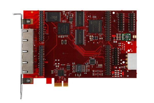 Gateway BeroNet Baseboard 32-128 Kanäle (PCI-Express)