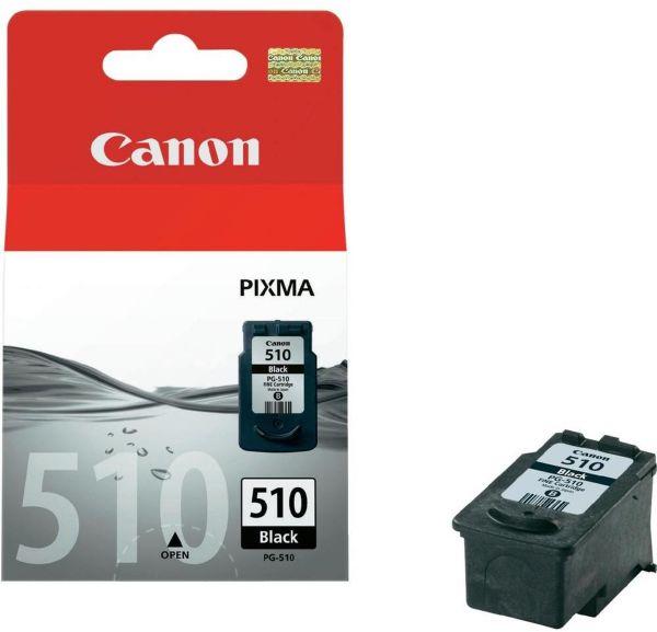 Canon Tintenpatrone PG-510 schwarz (ca. 220 Seiten)