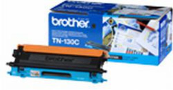 Brother Toner TN-130C Cyan (ca. 1500 Seiten)