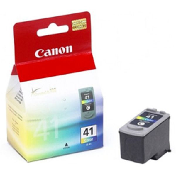 Canon Tintenpatrone CL-41 Multipack (C/M/Y) (ca. 308 Seiten)