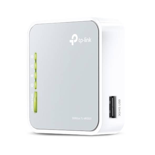 TP-LINK TL-MR3020 Mobiles Netzwerkgerät Router für Mobilfunknetz
