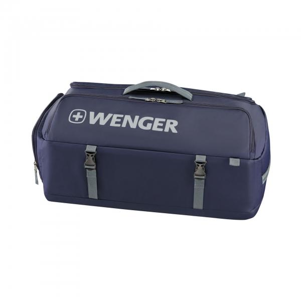Wenger XC Hybrid 3-Way Carry Duffel Bag Navy 61L