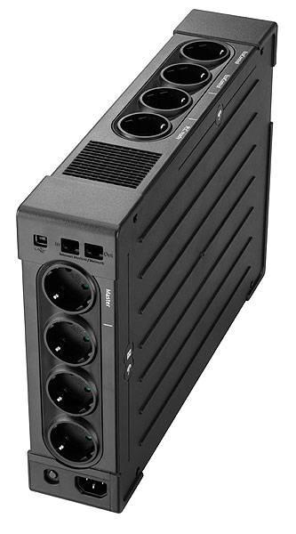 Eaton Ellipse PRO 1600 DIN Unterbrechungsfreie Stromversorgung (UPS) Line-Interaktiv 1600 VA 1000 W 8 AC-Ausgänge