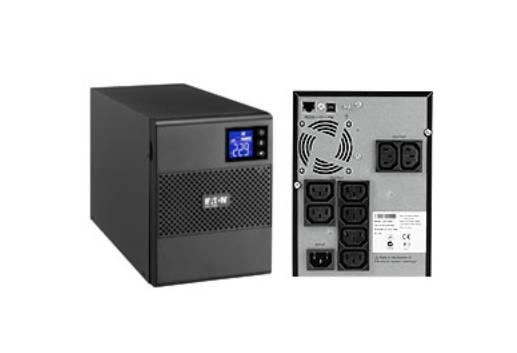 Eaton 5SC1000i Unterbrechungsfreie Stromversorgung (UPS) 1000 VA 700 W 8 AC-Ausgänge
