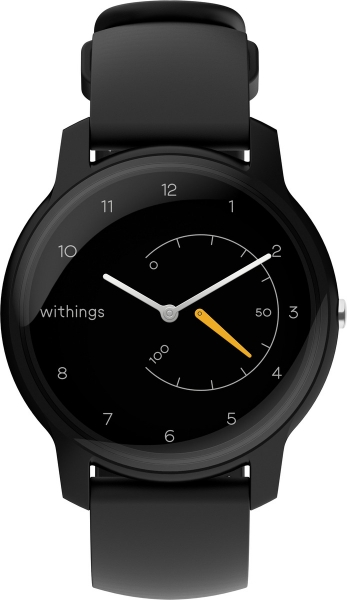 Withings Move Black & Yellow