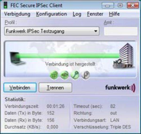 bintec Secure IPSEC-VPN-CLIENT1
