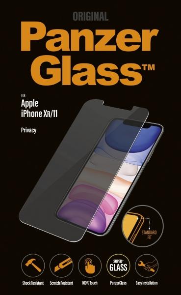 PanzerGlass P2662 Mobiltelefon-Bildschirmschutzfolie Apple 1 Stück(e)