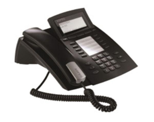 AGFEO Systemtelefon ST42 schwarz