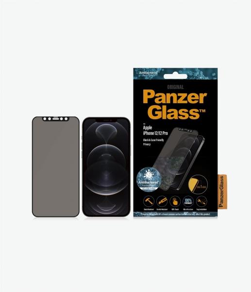 PanzerGlass P2711 Mobiltelefon-Bildschirmschutzfolie Apple 1 Stück(e)