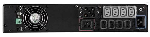 Eaton 5PX 3000VA (2U) Netpack Unterbrechungsfreie Stromversorgung (UPS) Line-Interaktiv 2700 W 9 AC-Ausgänge