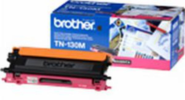 Brother Toner TN-130M Magenta (ca. 1500 Seiten)
