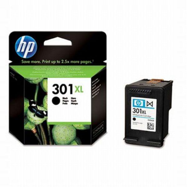 HP Tintenpatrone Nr. 301XL CH563EE Schwarz (ca. 480 Seiten)