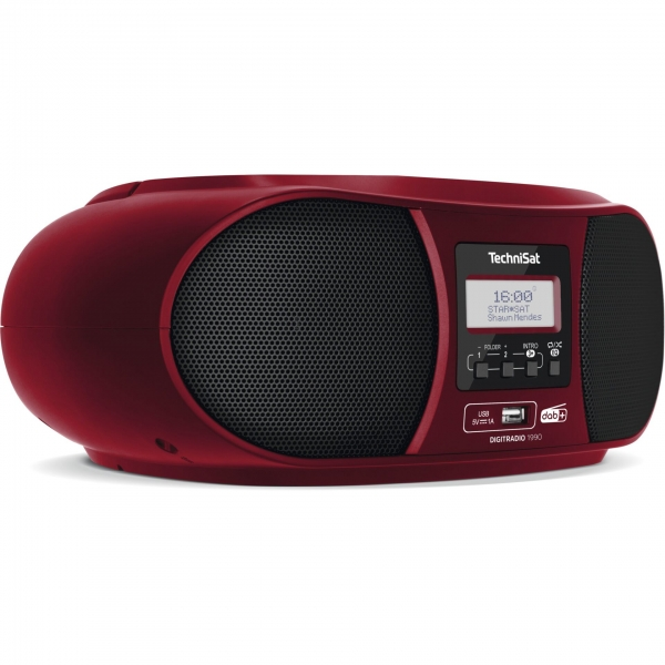 Technisat DigitRadio 1990 rot