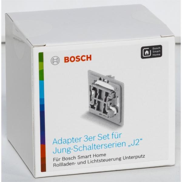 Bosch Smart Home Adapter 3er Set Schalter Jung J2