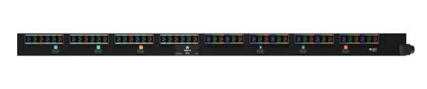 Vertiv UI10029 Stromverteilereinheit (PDU) 0U Schwarz 48 AC-Ausgänge