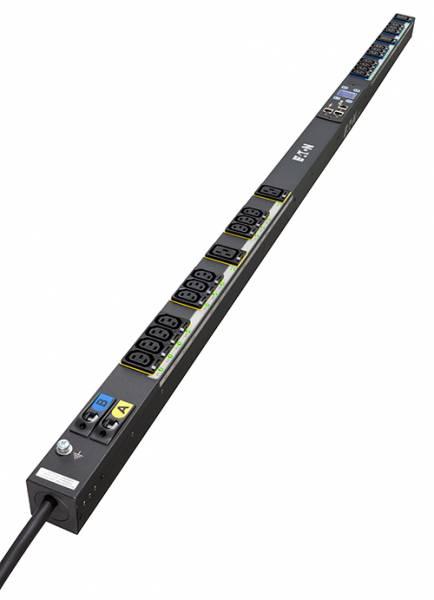 Eaton ESWB05 Stromverteilereinheit (PDU) 0U Schwarz 24 AC-Ausgänge