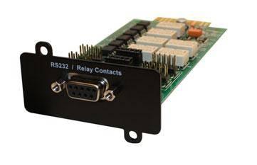 Eaton Relay Card-MS Schnittstellenkarte/Adapter Seriell Eingebaut