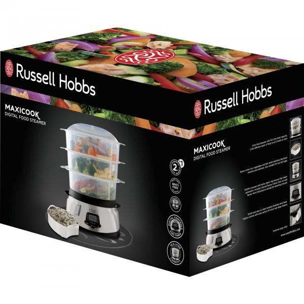 Russell Hobbs 23560-56 MaxiCook Digitaler Dampfgarer