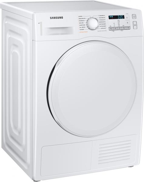 Samsung DV8FTA020DW/EG Wäschetrockner Freistehend Frontlader 8 kg A++ Weiß