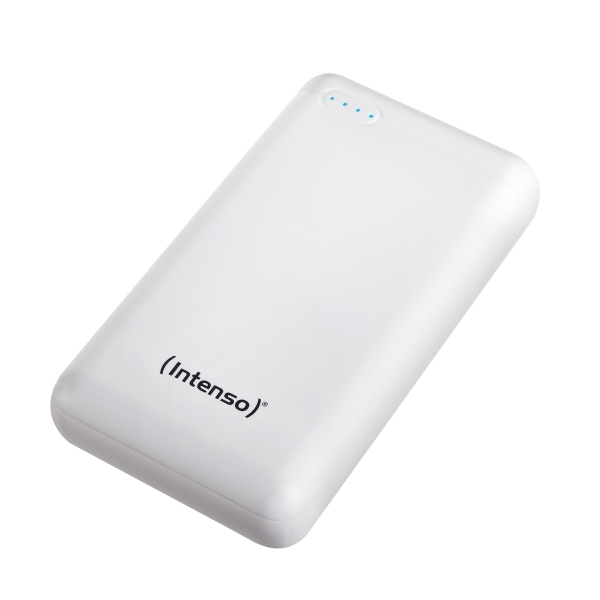 Intenso Powerbank XS20000 20000 mAh Type C Weiß