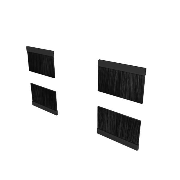 Vertiv Bürsten-Set Kabeldurchführung für Deckel (8 Stück)