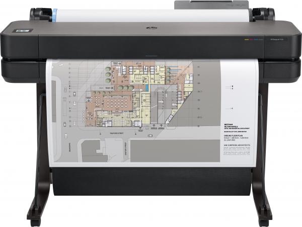 HP DesignJet T630 Großformatdrucker 914mm -36 Zoll-