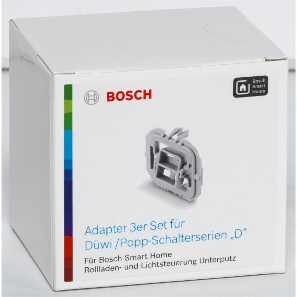 Bosch Smart Home Adapter 3er Set Schalter düwi Popp D