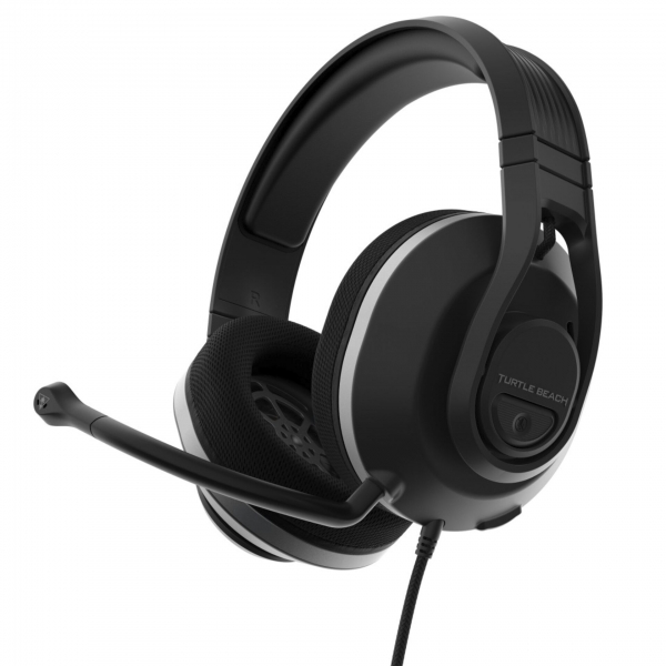 Roccat Recon 500 , Schwarz Over-Ear Stereo Gaming Headset