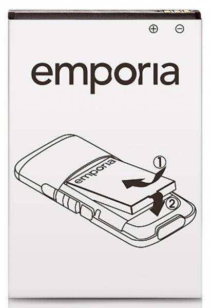 Emporia AK-V36 Handy-Ersatzteil Akku