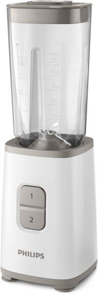 Philips Daily Collection 350 W, Mobile Trrinkflasche,Minimixer