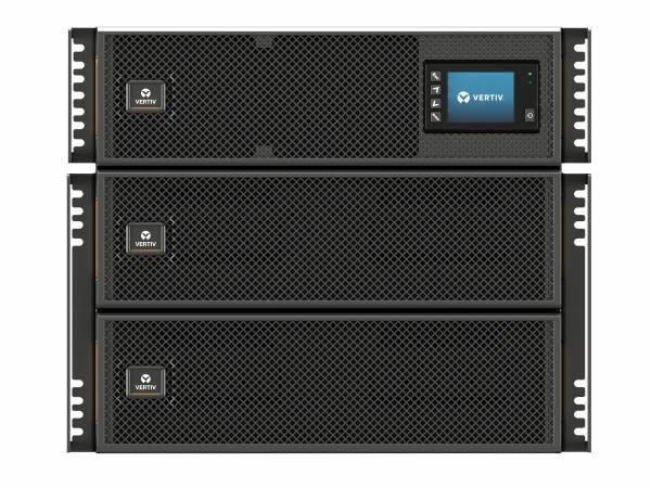 Vertiv Liebert GXT5 Unterbrechungsfreie Stromversorgung (UPS) Doppelwandler (Online) 20000 VA 20000 W 6 AC-Ausgänge