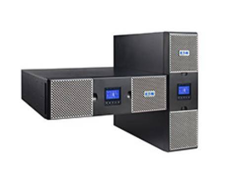 Eaton 9PX3000IRTN Unterbrechungsfreie Stromversorgung (UPS) Doppelwandler (Online) 3000 VA 3000 W 10 AC-Ausgänge