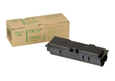 KYOCERA TK-17 6000Seiten Schwarz