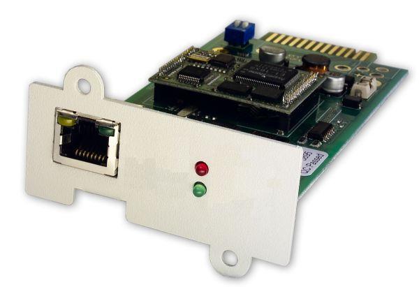 Online USV - Netzwerkmanagementkarte-SNMP Adapter BASIC - Slot