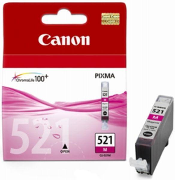 Canon Tintenpatrone CLI-521M magenta