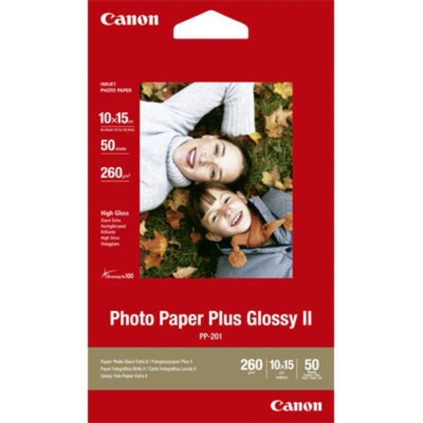 Fotoglanzpapier Plus PP-201 (50 Blatt - 100x 150mm)