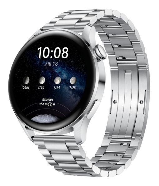 Huawei Watch 3 Elite -Galileo-L31E- Stainless Steel