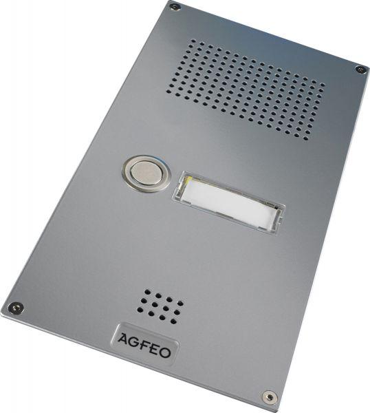 AGFEO Premium TFE 1 silber- Türsprechstelle