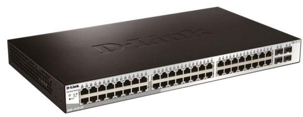 D-Link DGS-1210-52 52-Port Layer2 Smart Managed Gigabit Switch