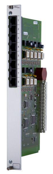 Auerswald COMmander® 8Up0-R-Modul