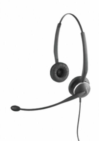 JABRA GN2100 binaural mit Überkopfbügel (FlexBoom, E-STD, NC)