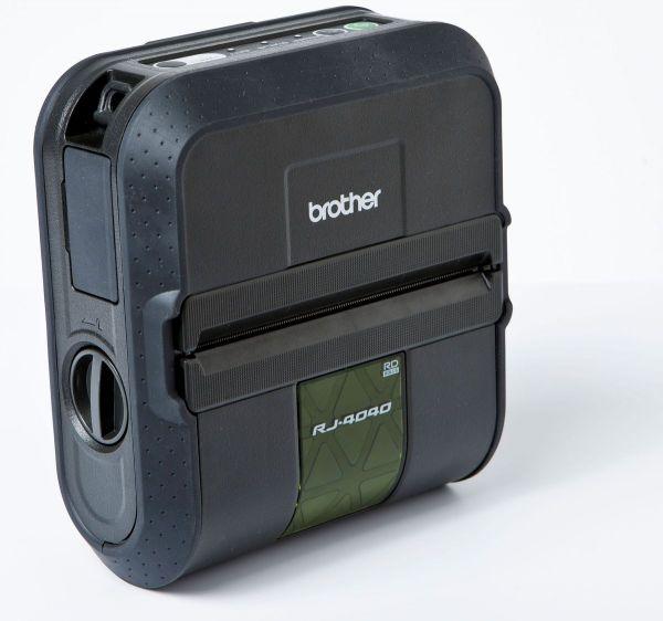 Brother RJ-4040 mobiler Etikettendrucker (mit WLAN)